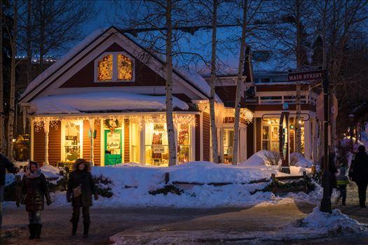 Breckenridge in Wintertime 05 -