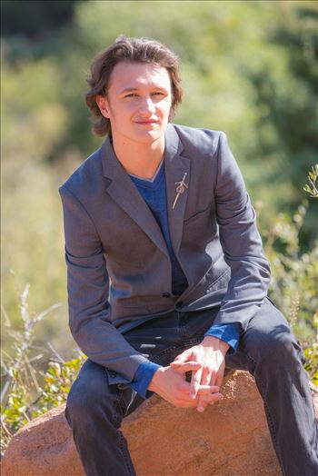 Ryan Fredericks - Senior Session 20 by D Scott Smith