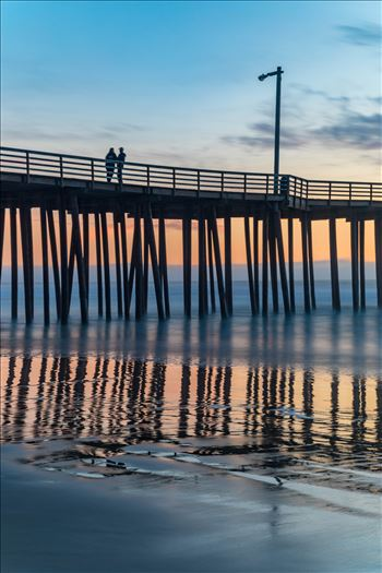 Pismo Beach Pier 3 by D Scott Smith