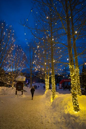 Breckenridge in Wintertime 10 by D Scott Smith