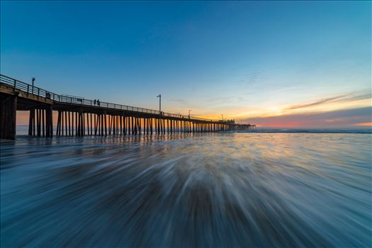 Pismo Beach Pier 1 by D Scott Smith