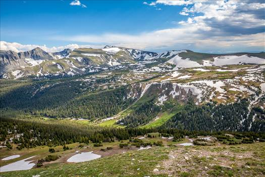 Rocky Mountain National Park 4 by D Scott Smith