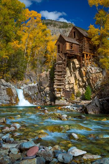Crystal Mill, Colorado 08 by D Scott Smith