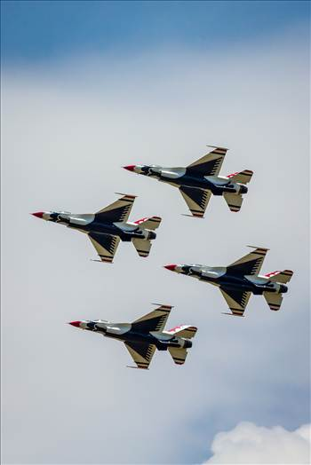 USAF Thunderbirds 19 by D Scott Smith