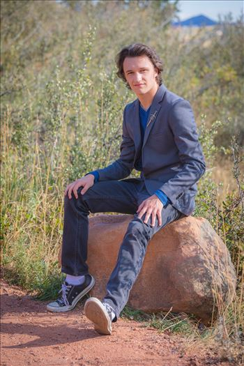 Ryan Fredericks - Senior Session 27 by D Scott Smith