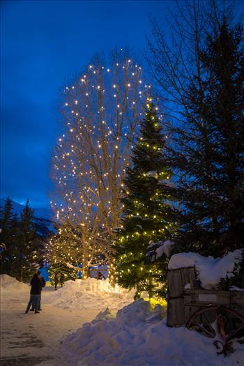 Breckenridge in Wintertime 09 by D Scott Smith