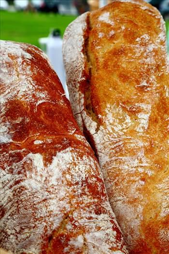 Farmer's Market fresh chiabatta bread.