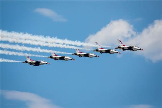 USAF Thunderbirds 6 by D Scott Smith