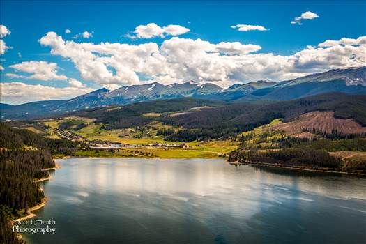 Lake Dillon by D Scott Smith