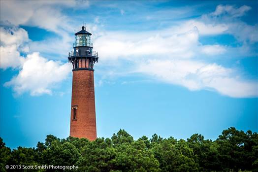 Currituck Lighthouse No 3 by D Scott Smith
