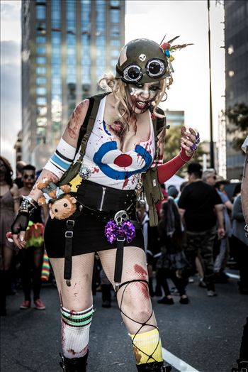 Denver Zombie Crawl 2015 30 by D Scott Smith