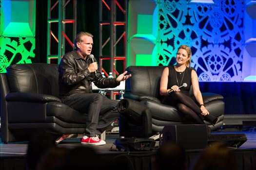 Denver Comic Con 2016 29 - Denver Comic Con 2016 at the Colorado Convention Center. Clare Kramer and Cary Elwes.
