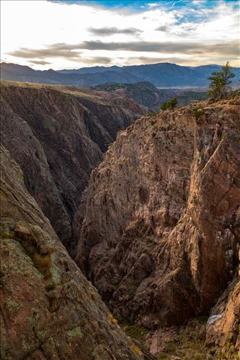 Royal Gorge No 1 - The view of the Royal Gorge, in Canon City Colorado.