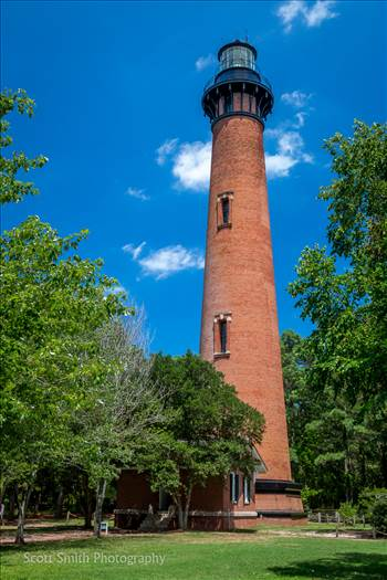 Currituck Lighthouse Full by D Scott Smith